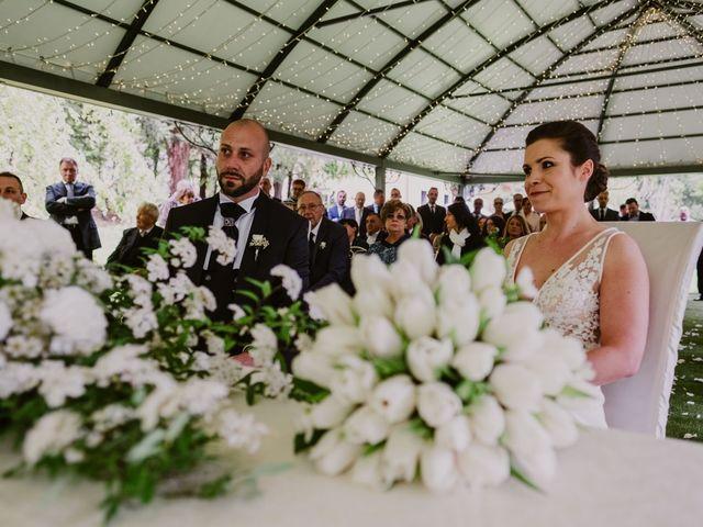 Il matrimonio di Mirko e Valeria a Trescore Balneario, Bergamo 33