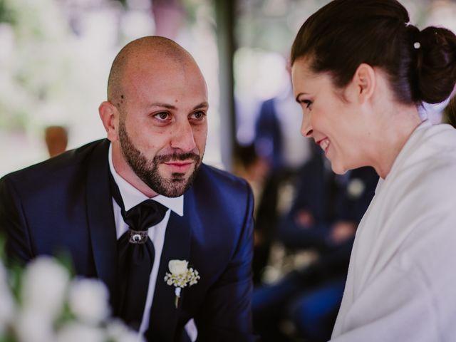 Il matrimonio di Mirko e Valeria a Trescore Balneario, Bergamo 35