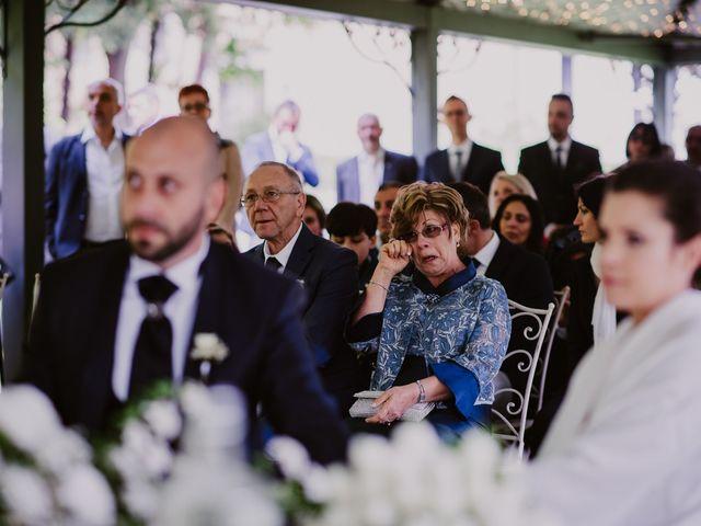 Il matrimonio di Mirko e Valeria a Trescore Balneario, Bergamo 36