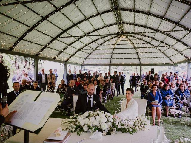 Il matrimonio di Mirko e Valeria a Trescore Balneario, Bergamo 37