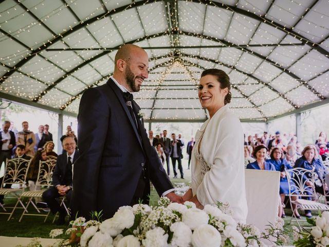 Il matrimonio di Mirko e Valeria a Trescore Balneario, Bergamo 38