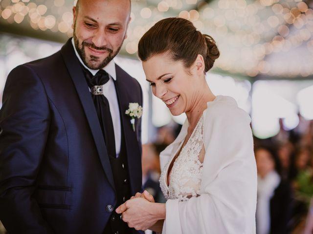 Il matrimonio di Mirko e Valeria a Trescore Balneario, Bergamo 40