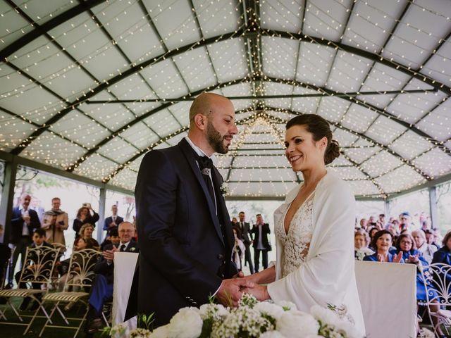 Il matrimonio di Mirko e Valeria a Trescore Balneario, Bergamo 41