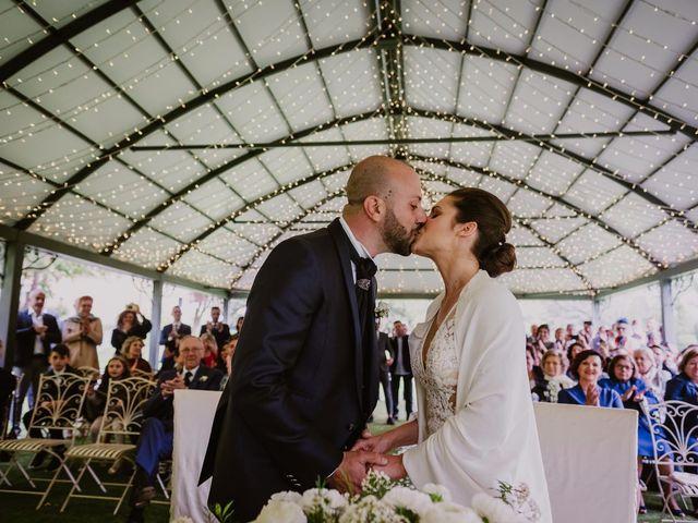 Il matrimonio di Mirko e Valeria a Trescore Balneario, Bergamo 42
