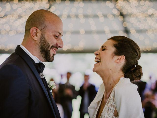Il matrimonio di Mirko e Valeria a Trescore Balneario, Bergamo 43