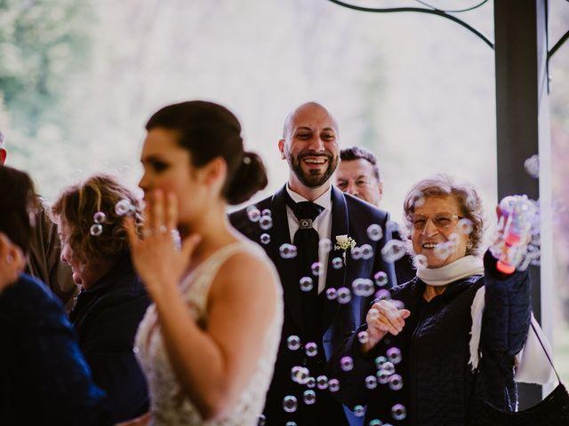 Il matrimonio di Mirko e Valeria a Trescore Balneario, Bergamo 46