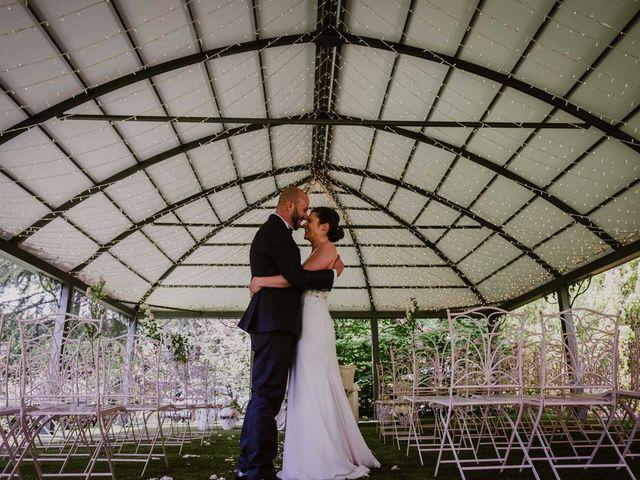 Il matrimonio di Mirko e Valeria a Trescore Balneario, Bergamo 47
