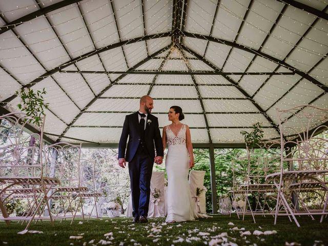 Il matrimonio di Mirko e Valeria a Trescore Balneario, Bergamo 48