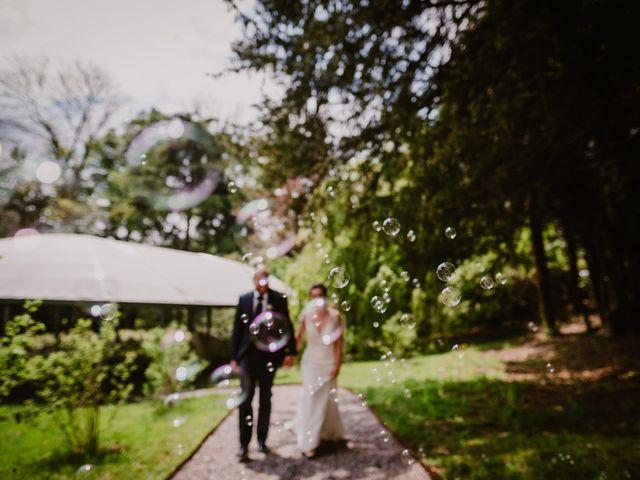 Il matrimonio di Mirko e Valeria a Trescore Balneario, Bergamo 50