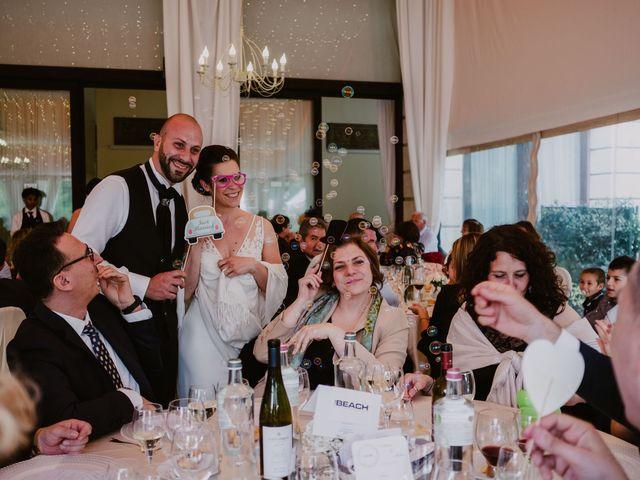 Il matrimonio di Mirko e Valeria a Trescore Balneario, Bergamo 53