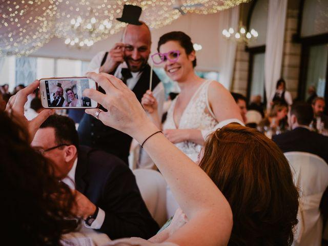 Il matrimonio di Mirko e Valeria a Trescore Balneario, Bergamo 54