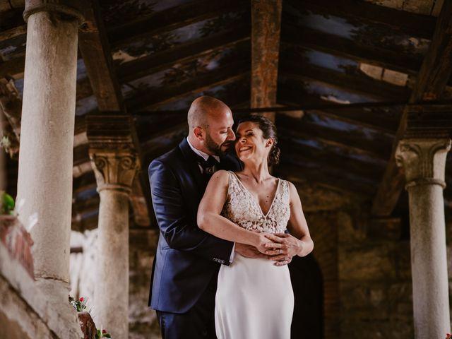 Il matrimonio di Mirko e Valeria a Trescore Balneario, Bergamo 56