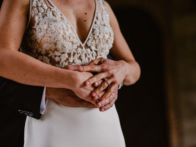 Il matrimonio di Mirko e Valeria a Trescore Balneario, Bergamo 58