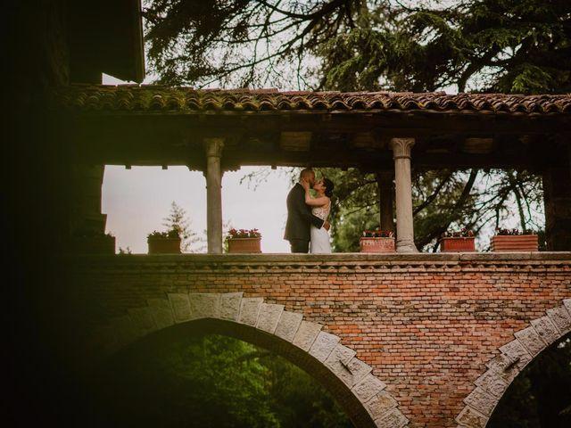 Il matrimonio di Mirko e Valeria a Trescore Balneario, Bergamo 61