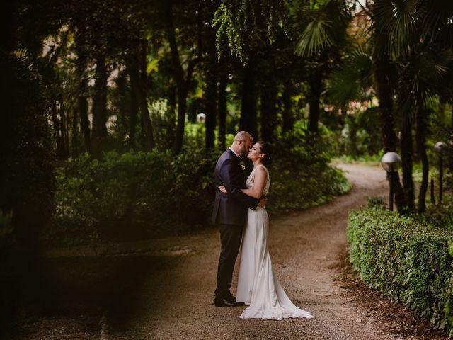 Il matrimonio di Mirko e Valeria a Trescore Balneario, Bergamo 62