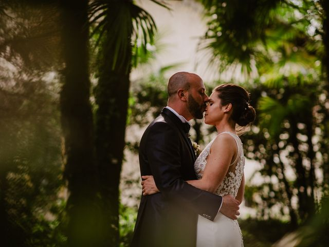 Il matrimonio di Mirko e Valeria a Trescore Balneario, Bergamo 65