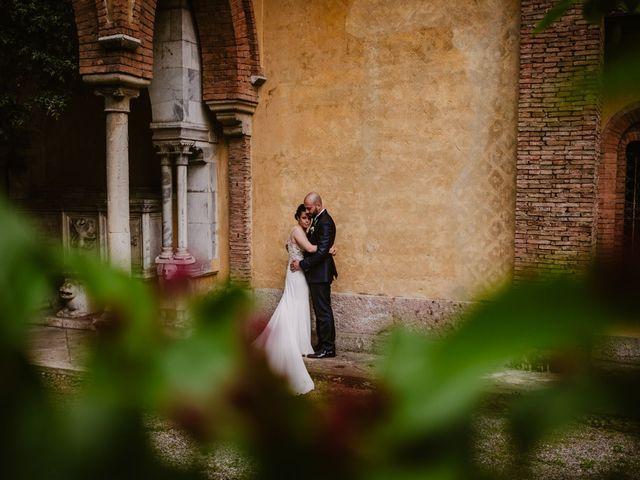 Il matrimonio di Mirko e Valeria a Trescore Balneario, Bergamo 73