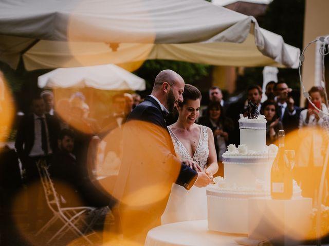 Il matrimonio di Mirko e Valeria a Trescore Balneario, Bergamo 76