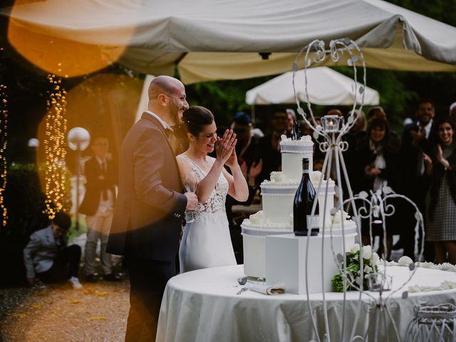 Il matrimonio di Mirko e Valeria a Trescore Balneario, Bergamo 79