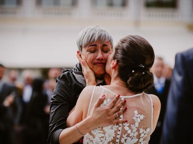 Il matrimonio di Mirko e Valeria a Trescore Balneario, Bergamo 80