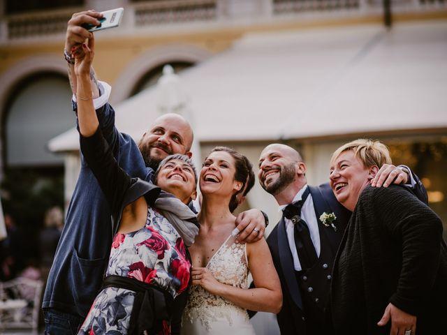 Il matrimonio di Mirko e Valeria a Trescore Balneario, Bergamo 82