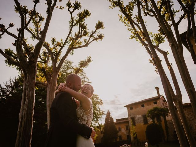 Il matrimonio di Mirko e Valeria a Trescore Balneario, Bergamo 83