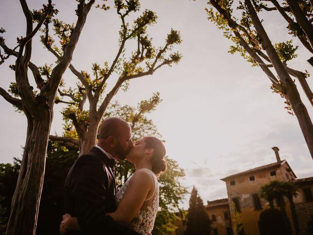 Il matrimonio di Mirko e Valeria a Trescore Balneario, Bergamo 84