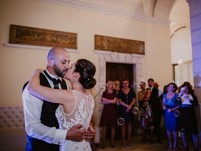 Il matrimonio di Mirko e Valeria a Trescore Balneario, Bergamo 85