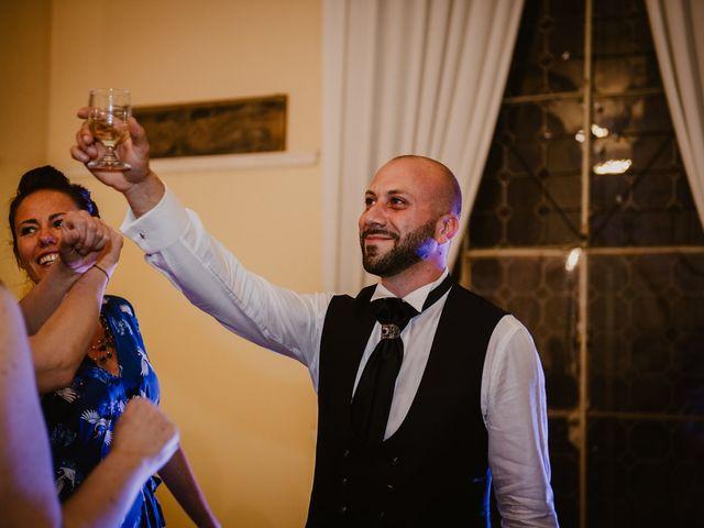 Il matrimonio di Mirko e Valeria a Trescore Balneario, Bergamo 88