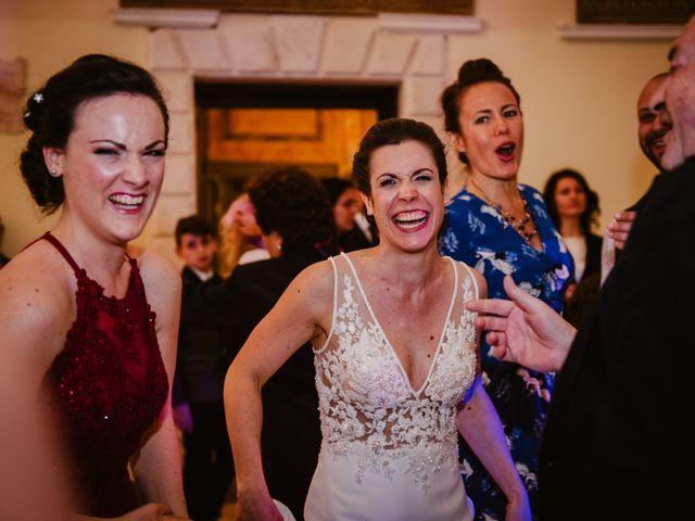 Il matrimonio di Mirko e Valeria a Trescore Balneario, Bergamo 91