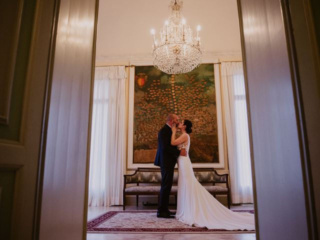 Il matrimonio di Mirko e Valeria a Trescore Balneario, Bergamo 93