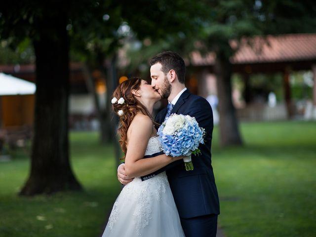 le nozze di Anita e Fabio