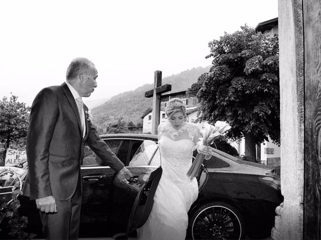 Il matrimonio di Alessio e Sara a Berbenno di Valtellina, Sondrio 8