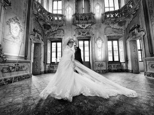 Il matrimonio di Alessio e Sara a Berbenno di Valtellina, Sondrio 14
