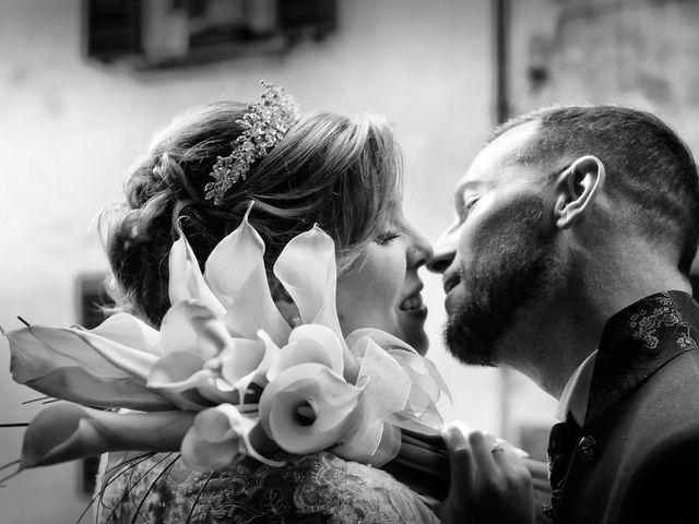 Il matrimonio di Alessio e Sara a Berbenno di Valtellina, Sondrio 20