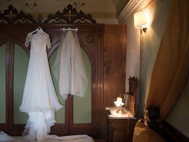 Il matrimonio di Andrea e Gaia a Treville, Alessandria 3