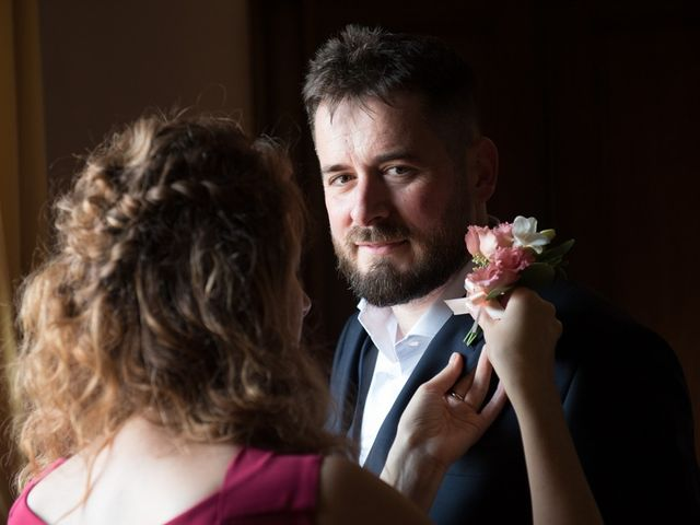 Il matrimonio di Andrea e Gaia a Treville, Alessandria 6