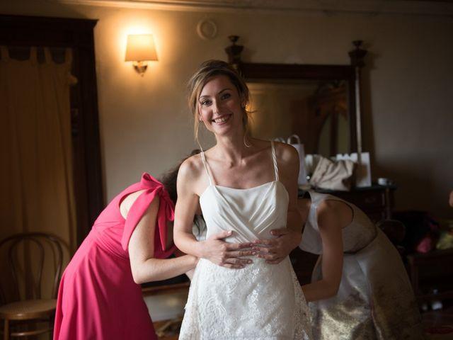 Il matrimonio di Andrea e Gaia a Treville, Alessandria 11