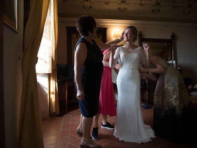 Il matrimonio di Andrea e Gaia a Treville, Alessandria 12