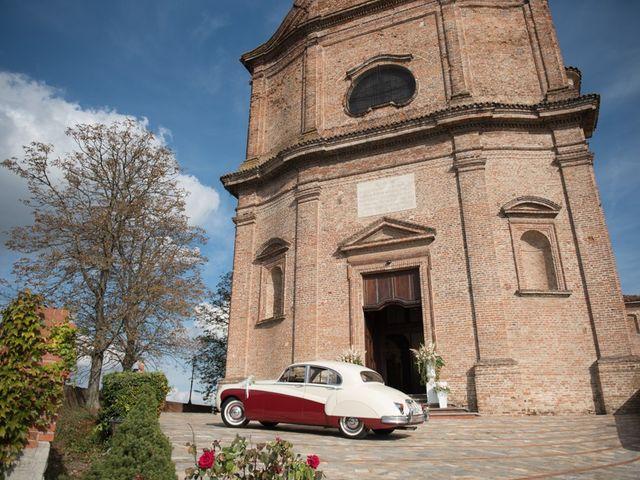 Il matrimonio di Andrea e Gaia a Treville, Alessandria 19