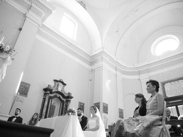 Il matrimonio di Andrea e Gaia a Treville, Alessandria 21