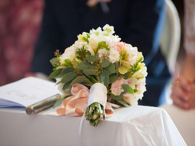 Il matrimonio di Andrea e Gaia a Treville, Alessandria 22