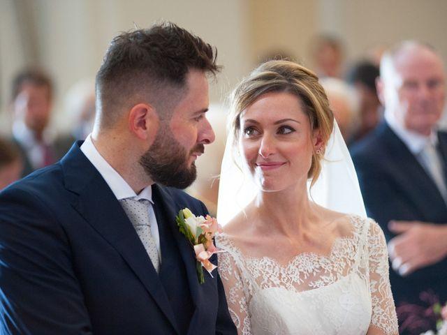 Il matrimonio di Andrea e Gaia a Treville, Alessandria 23