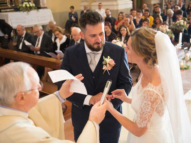Il matrimonio di Andrea e Gaia a Treville, Alessandria 25