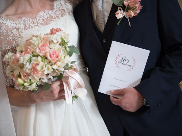 Il matrimonio di Andrea e Gaia a Treville, Alessandria 27