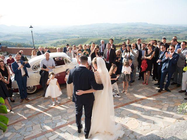 Il matrimonio di Andrea e Gaia a Treville, Alessandria 29