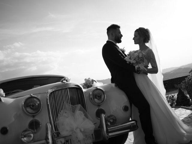 Il matrimonio di Andrea e Gaia a Treville, Alessandria 30