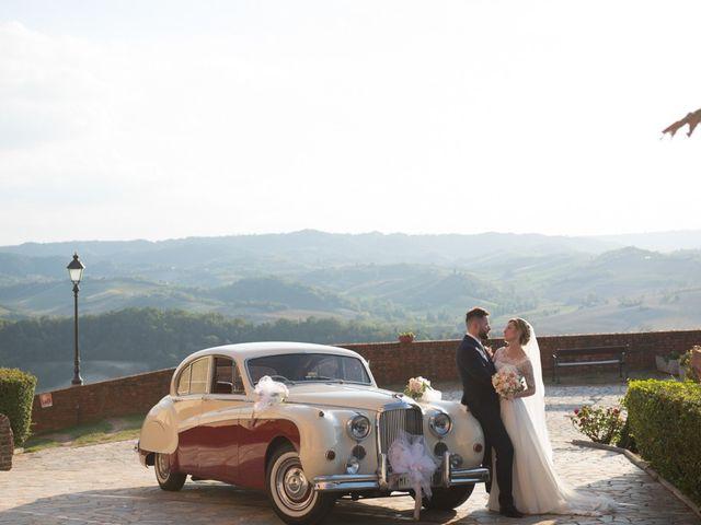 Il matrimonio di Andrea e Gaia a Treville, Alessandria 1