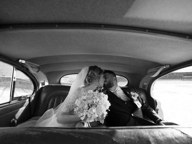Il matrimonio di Andrea e Gaia a Treville, Alessandria 32