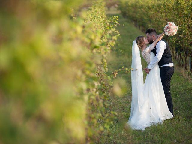 Il matrimonio di Andrea e Gaia a Treville, Alessandria 33